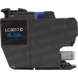 Brother LC3017C XL Cyan Ink Cartridge
