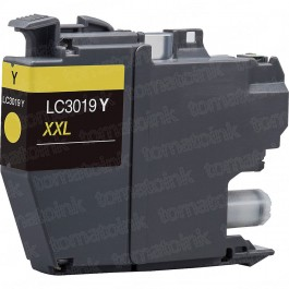 Brother LC3019Y XXL Yellow Ink Cartridge