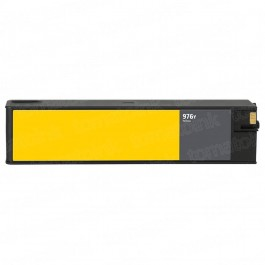 HP 976Y L0R07A Extra High Yield Yellow Ink Cartridge
