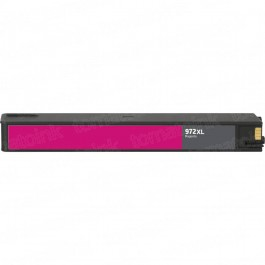 HP 972X Ink Cartridge - L0S01AN - High Yield Magenta