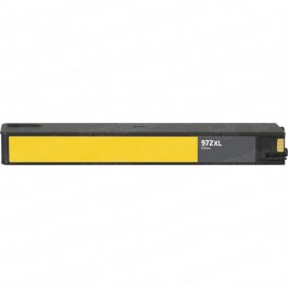HP 972X Ink Cartridge - L0S04AN - High Yield Yellow
