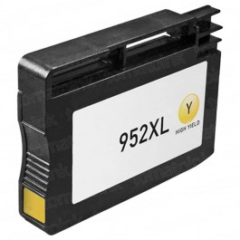 HP 952XL L0S67AN High Yield Yellow Ink Cartridge