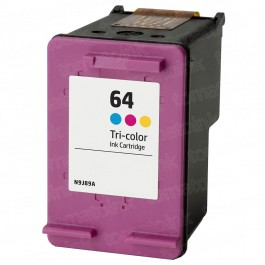 HP 64 Ink Cartridge - Color