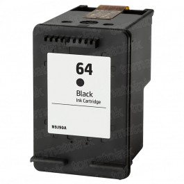 HP 64 Ink Cartridge - Black