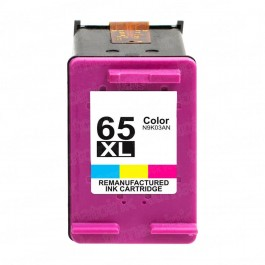 HP 65XL Ink Cartridge - High Yield Color