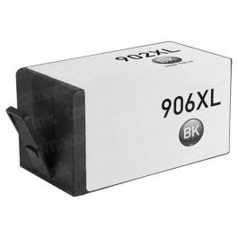 HP 906XL T6M18AN High Yield Black Ink Cartridge