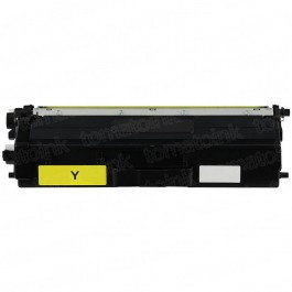 Brother TN439Y Ultra High Yield Yellow Laser Toner Cartridge