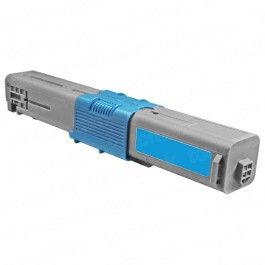 Okidata C330 C530 Cyan Toner Cartridge