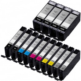 Canon PGI-270XL & CLI-271XL Black & Color 14-pack HY Ink Cartridges