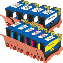 Dell (Series 31) Black & Color 10-pack Ink Cartridges