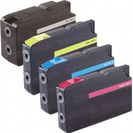 Lexmark 200XL Black & Color 4-pack High Yield Ink Cartridges