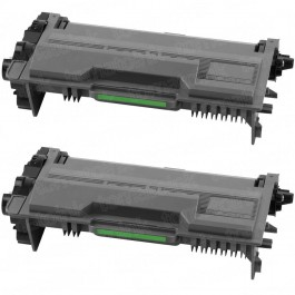 Brother TN820 (2-pack) Black Toner Cartridges
