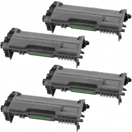 Brother TN880 (4-pack) Super High Yield Black Toner Cartridges