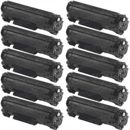 Canon 125 (10-pack) Black Toner Cartridges