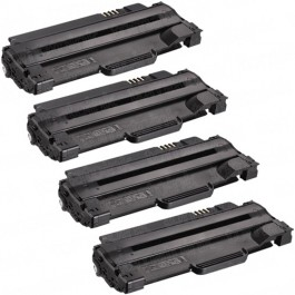 Dell 1130 (4-pack) High Yield Black Toner Cartridges