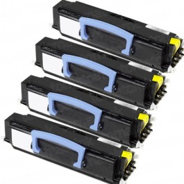 Dell 1720 (4-pack) Black Toner Cartridges