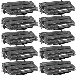 HP 14X (CF214X) 10-pack High Yield Black Toner Cartridges