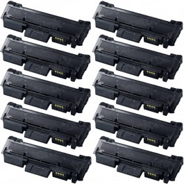 Samsung 116 MLT-D116L (10-pack) High Yield Black Toner Cartridges
