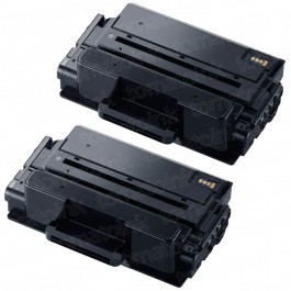 Samsung 203 MLT-D203E (2-pack) Extra High Yield Black Toner Cartridges