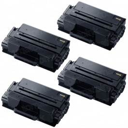 Samsung 203 MLT-D203E (4-pack) Extra High Yield Black Toner Cartridges
