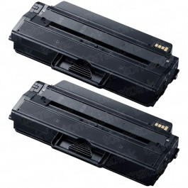 Samsung 115 MLT-D115L (2-pack) High Yield Black Toner Cartridges