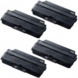 Samsung 115 MLT-D115L (4-pack) High Yield Black Toner Cartridges