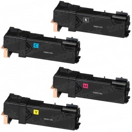 Xerox 6500 (4-pack) High Yield Toner Cartridges