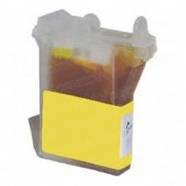Brother LC31Y Yellow Ink Cartridge