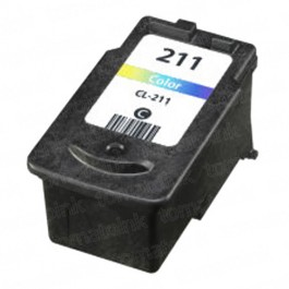 Canon CL-211 Color Inkjet Cartridge