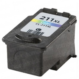 Canon CL-211XL Color Inkjet Cartridge