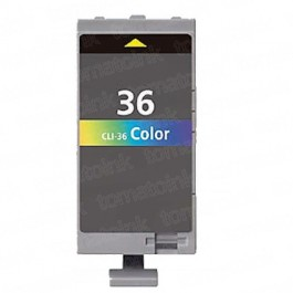 Canon CLI-36 Inkjet Cartridge Tri-Color