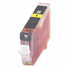 Canon CLI-8Y Inkjet Cartridge Yellow