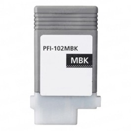 Canon PFI-102MBK Matte Black Inkjet Cartridge