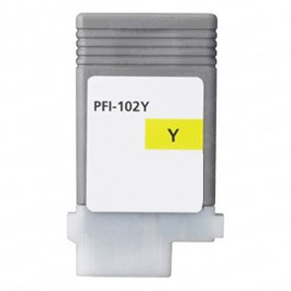 Canon PFI-102Y Yellow Inkjet Cartridge