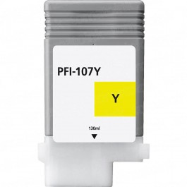 Canon PFI-107Y Yellow Inkjet Cartridge