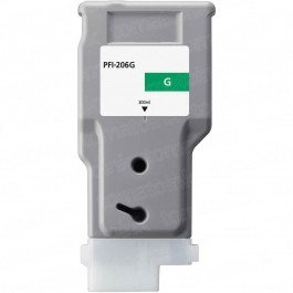 Canon PFI-206G Green Inkjet Cartridge