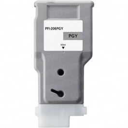 Canon PFI-206PGY Photo Gray Inkjet Cartridge