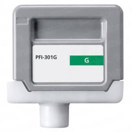 Canon PFI-301G Green Ink Cartridge