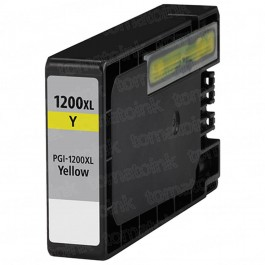 Canon PGI-1200XL HY Yellow Inkjet Cartridge