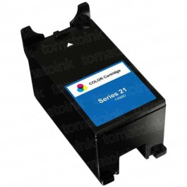 Dell Y499D Tri-Color Series 21 Ink Cartridge