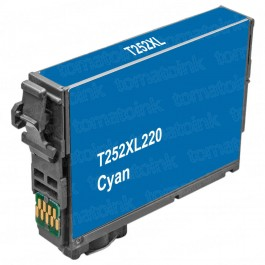 Epson T252XL220 Cyan Ink Cartridge