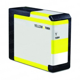 Epson T580400 Yellow Ink Cartridge