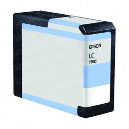 Epson T580500 Light Cyan Ink Cartridge