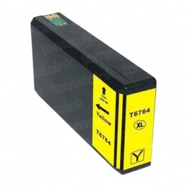 Epson T676XL420 Yellow Ink Cartridge