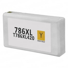 Epson T786XL420 Yellow Ink Cartridge
