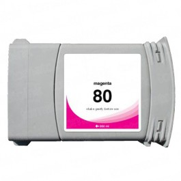 HP 80 C4847A Magenta Ink Cartridge
