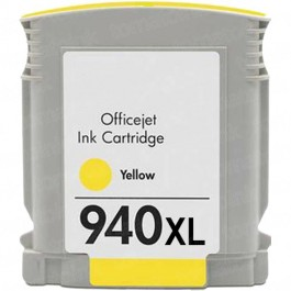 HP 940XL C4909AN High Yield Yellow Ink Cartridge