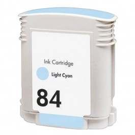 HP 84 C5017A Light Cyan Ink Cartridge