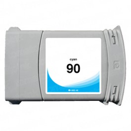 HP 90 C5061A High Yield Cyan Ink Cartridge
