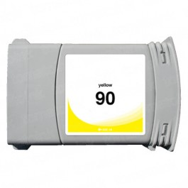 HP 90 C5065A High Yield Yellow Ink